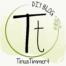 logo tinustimmert DIY blog