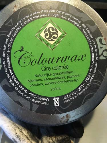 amazona colour wax